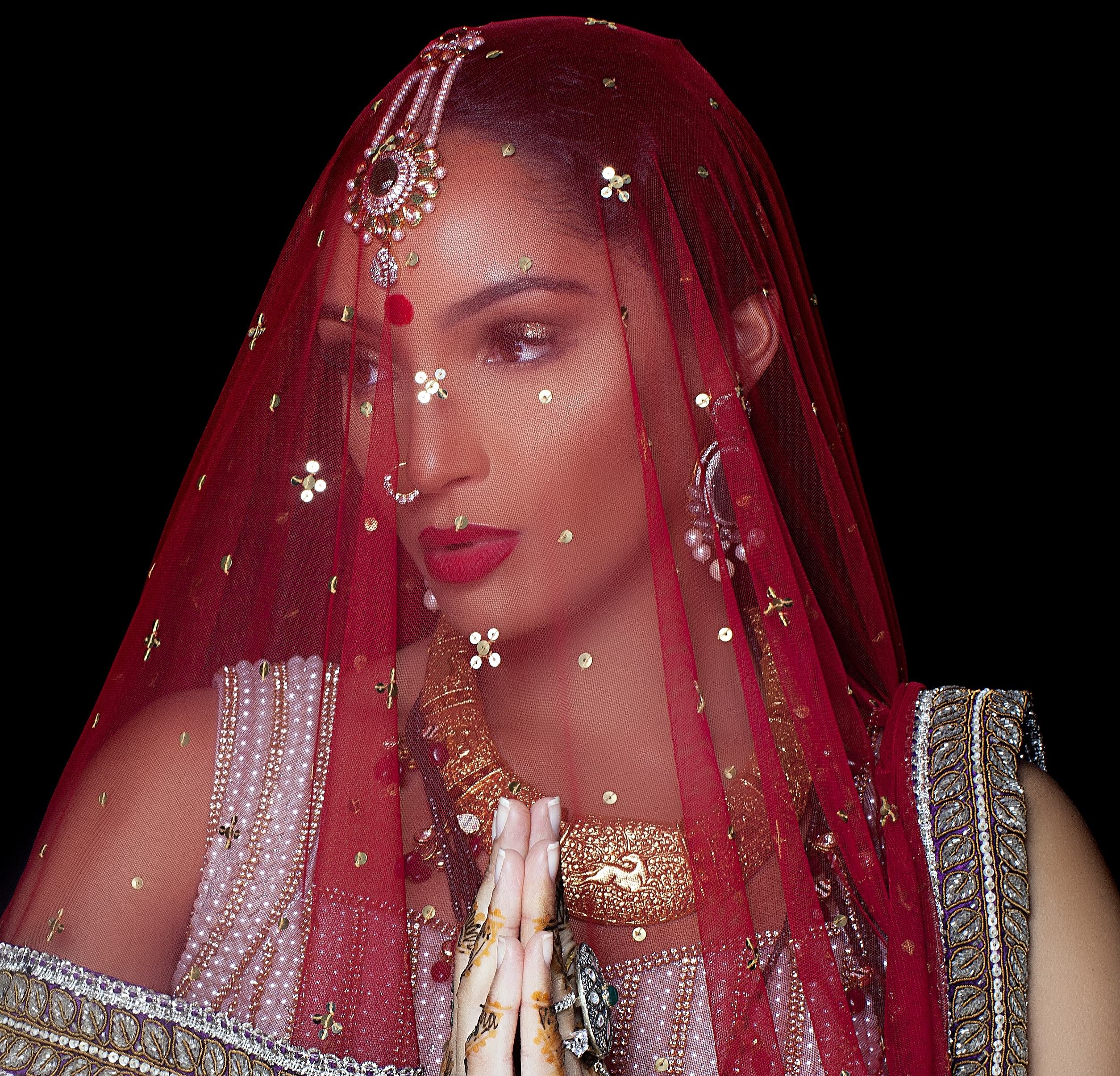Makiaj Indian Bridal Makeup